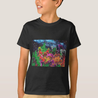 abstract contemporary colors No 27 T-Shirt
