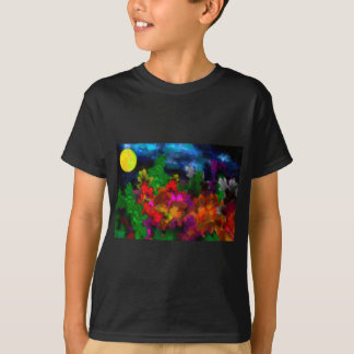 abstract contemporary colors No 28 T-Shirt