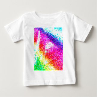 abstract contemporary colors No 30 Baby T-Shirt