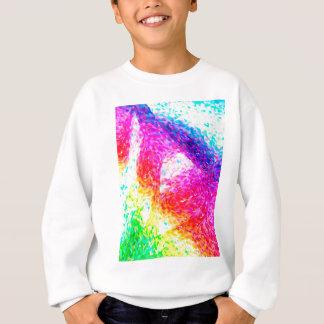 abstract contemporary colors No 30 Sweatshirt