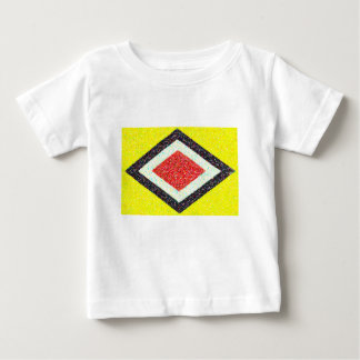 abstract contemporary colors No 31 Baby T-Shirt