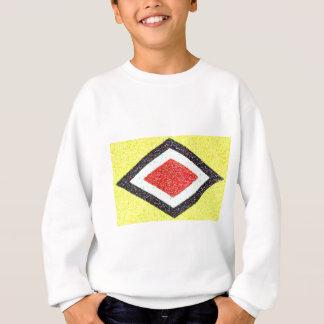 abstract contemporary colors No 31 Sweatshirt