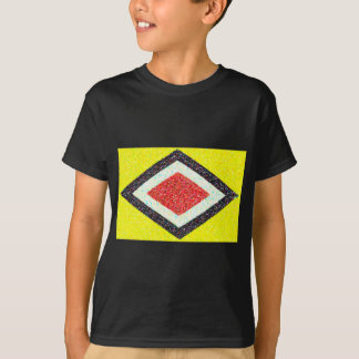 abstract contemporary colors No 31 T-Shirt