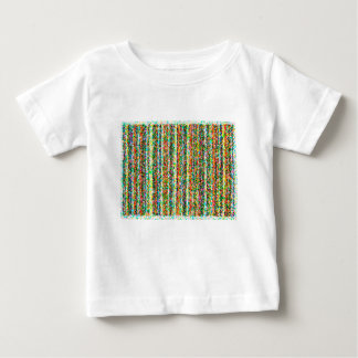abstract contemporary colors No 33 Baby T-Shirt