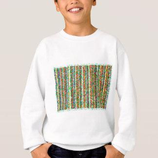 abstract contemporary colors No 33 Sweatshirt