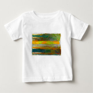 abstract contemporary colors No 34 Baby T-Shirt
