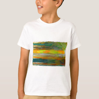 abstract contemporary colors No 34 T-Shirt