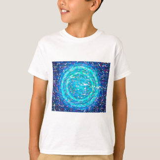 abstract contemporary colors No 38 T-Shirt