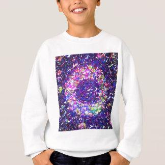 abstract contemporary colors No 39 Sweatshirt