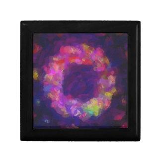 abstract contemporary colors No 40 Gift Box