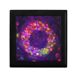 abstract contemporary colors No 41 Gift Box