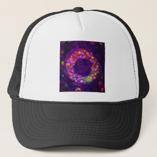 abstract contemporary colors No 41 Trucker Hat