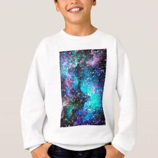 abstract contemporary colors No 42 Sweatshirt