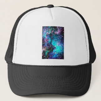 abstract contemporary colors No 42 Trucker Hat