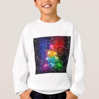 abstract contemporary colors No 43 Sweatshirt