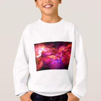 abstract contemporary colors No 44 Sweatshirt
