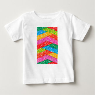 abstract contemporary colors No 45 Baby T-Shirt