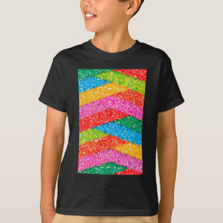 abstract contemporary colors No 45 T-Shirt