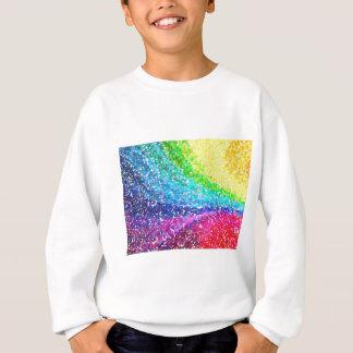 abstract contemporary colors No 46 Sweatshirt
