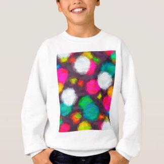 abstract contemporary colors No 48 Sweatshirt