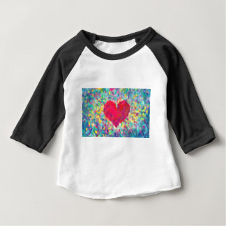 abstract contemporary colors No 54 Baby T-Shirt