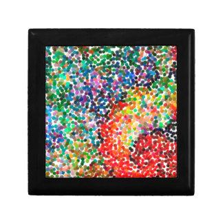 abstract contemporary colors No 55 Gift Box