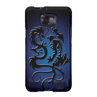 Abstract Cool Beast Fight Galaxy SII Covers