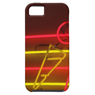 Abstract Cool Ice Cream Neons iPhone 5 Covers