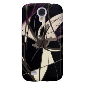 Abstract Cool Skin Galaxy S4 Covers