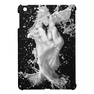 Abstract Cool Splash Of Love iPad Mini Covers