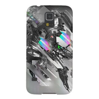 Abstract Cool Transformation Robotics Cases For Galaxy S5