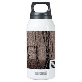 Abstract Cool Uncertain Rose Insulated Water Bottle