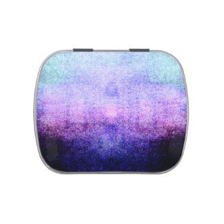 Abstract Cool Vintage Lovely Grunge Candy Tin