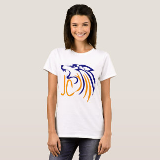 Abstract Coyote T-Shirt