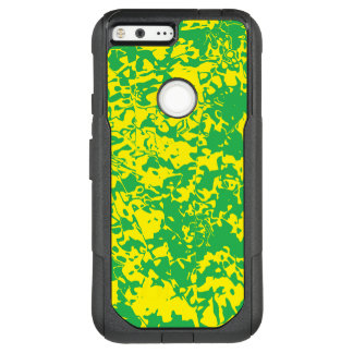 Abstract Crackle Swirl OtterBox Commuter Google Pixel XL Case