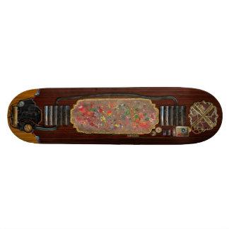 Abstract - Crayon - Montazuma s Revenge Skate Boards