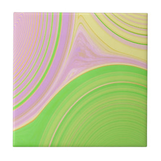 Abstract Creation Tile