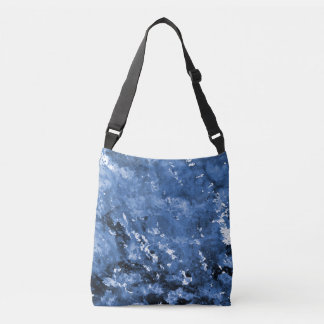 Abstract Crossbody Bag