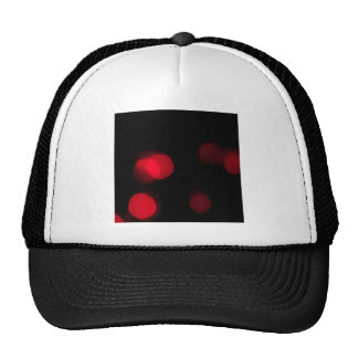 Abstract Crystal Reflect Choco Trucker Hat