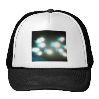 Abstract Crystal Reflect Comets Trucker Hat