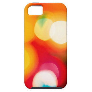 Abstract Crystal Reflect Dance iPhone 5 Case