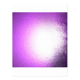 Abstract Crystal Reflect Haze Postcard