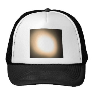 Abstract Crystal Reflect Moon Trucker Hat