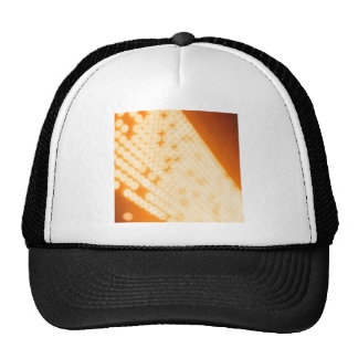 Abstract Crystal Reflect Polka Trucker Hat