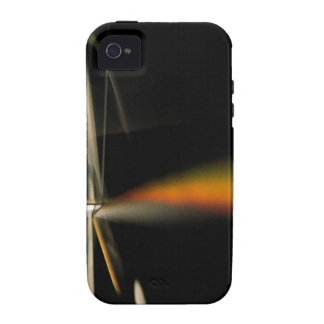 Abstract Crystal Reflect Reflect Case For The iPhone 4