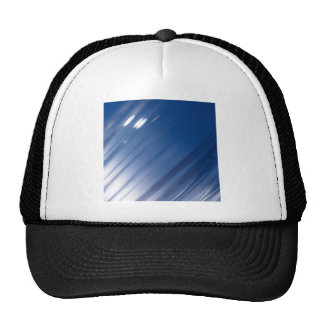 Abstract Crystal Reflect Slide Trucker Hat