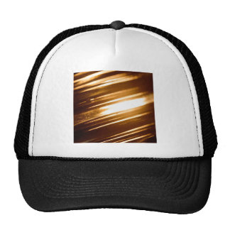 Abstract Crystal Reflect Swash Trucker Hat