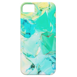 Abstract Crystal Reflect Sweets iPhone 5 Cover