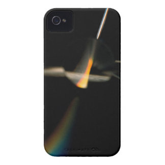 Abstract Crystal Reflect Thoughts iPhone 4 Case