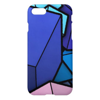 Abstract Cubes iPhone 8/7 Case